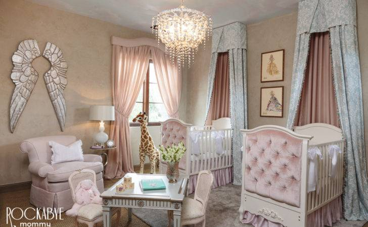 Classic Pink Beige Nursery Project