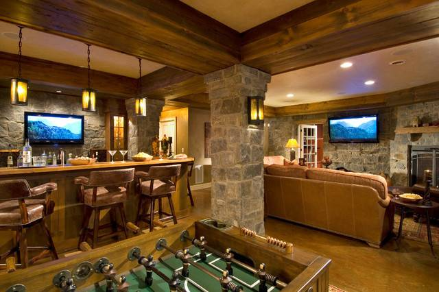 Classic Rustic Basement Ceiling Ideas Posts Related
