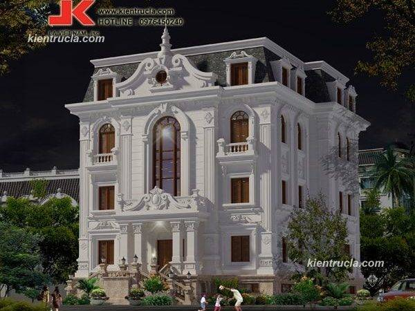 Classic Villa House Style