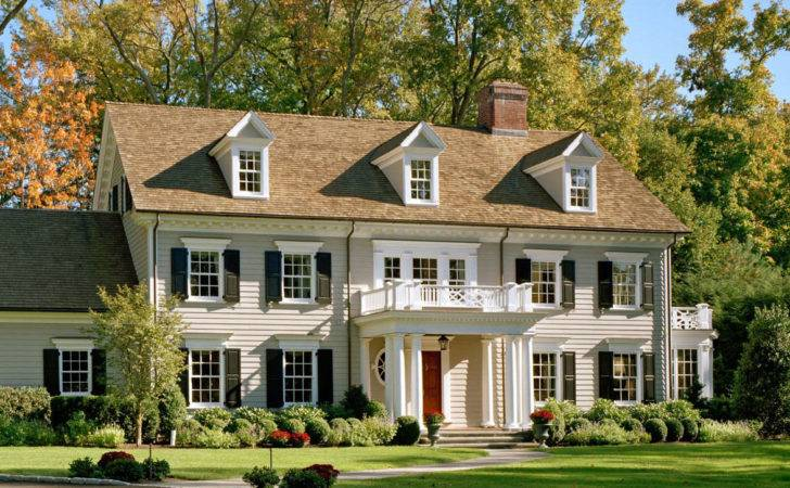 Classic Wood Georgian Colonial Renovations Charles