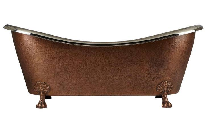 Clawfoot Design Copper Bathtub Tub Bathub