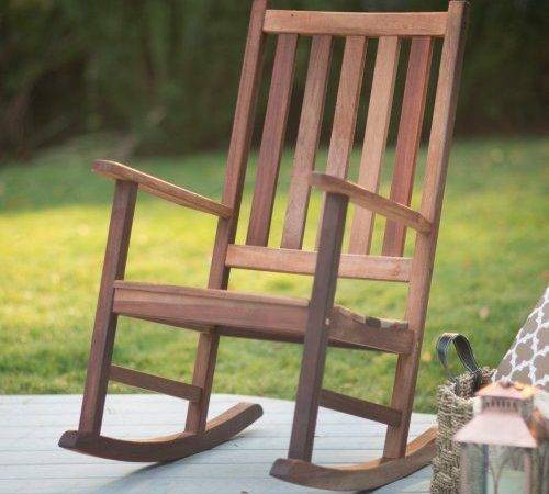 Clayton Rocking Chair Pat Chairs Acapulco