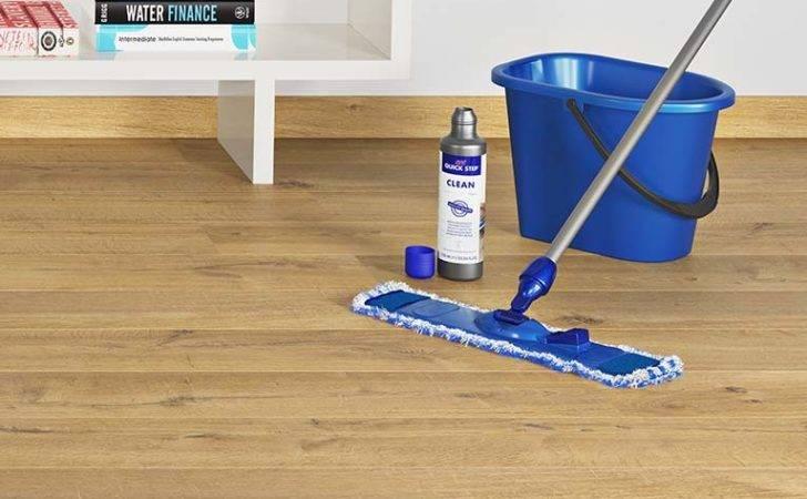 Clean Your Laminate Flooring Quick Step