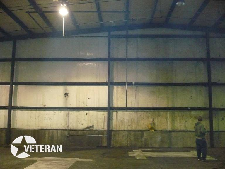 Cleaning Louisville Commercial Warehouse Pressure Washing