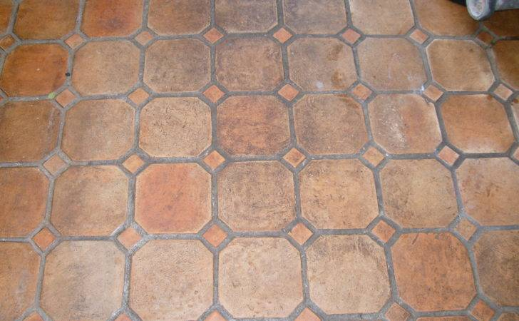Cleaning Terracotta Tiles Northern Ireland Before