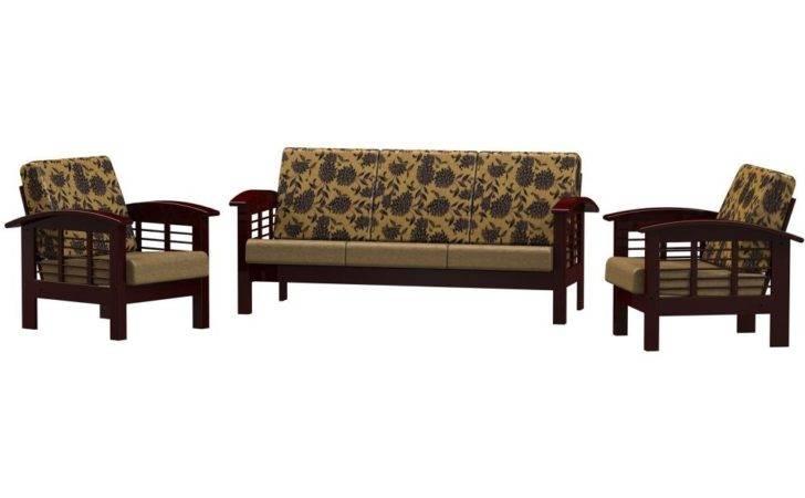 Climpex Wooden Sofa Set Home Decor Pin