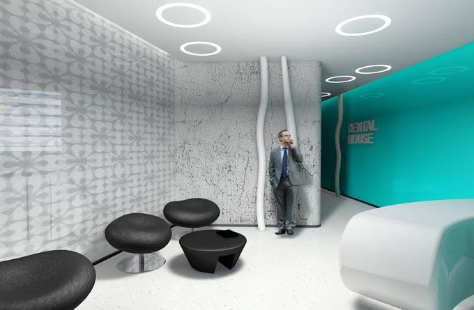 Clinic Interior Design Cosmetic Pinterest