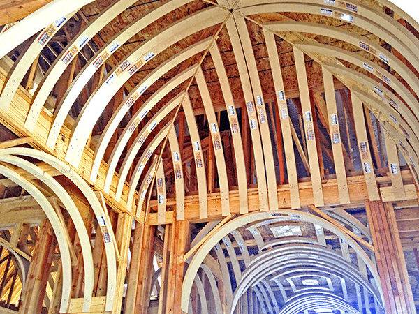 Cloister Vault Dome Ceiling Kit Archways Ceilings