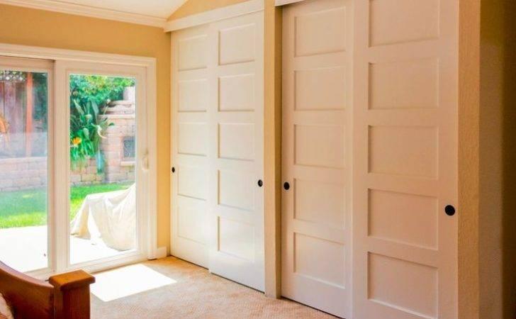 Closet Doors Bye Shaker Panel
