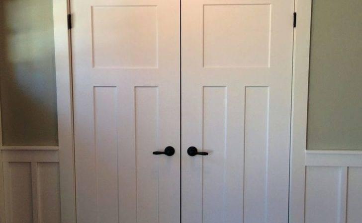 Closet Doors Pinterest Diy Door Closers Bedroom
