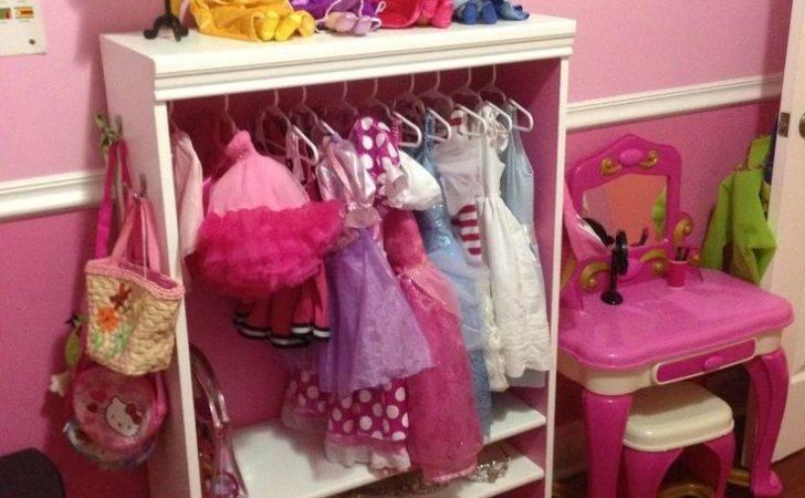 Closet Kids Dress Storage Ideas Diy