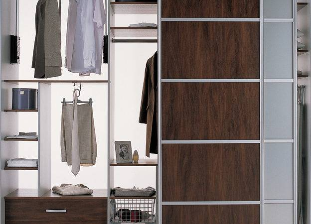 Closet Organizer Sliding Doors Modern Bedroom Toronto