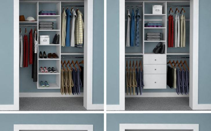 Closet Organizing Organization Small Kids