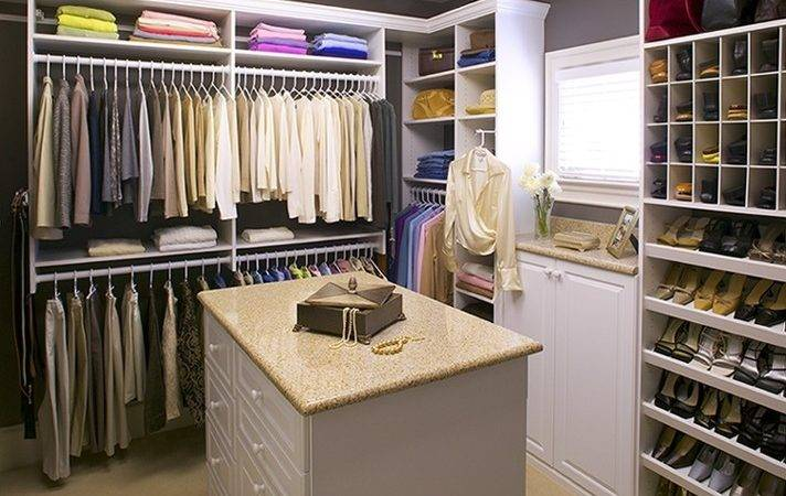 Closet Storage Concepts Sells Its Products Residential Consumers