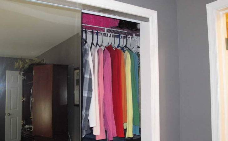 Closet Storage Mirrored Sliding Doors Bedrooms Gray