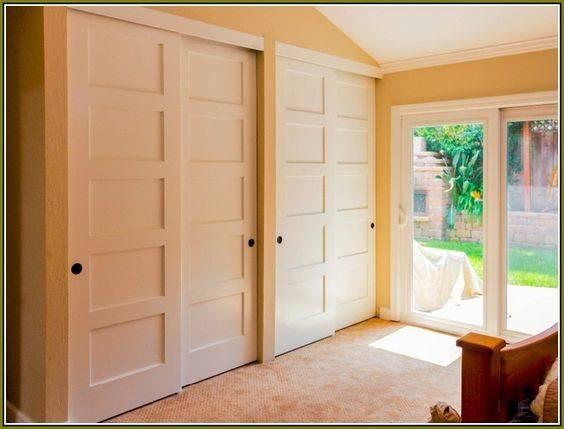 Closet Wardrobe Doors Sliding Bypass
