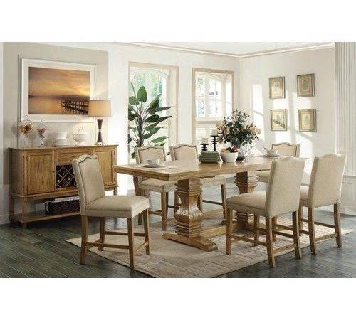 Coaster Parkins Piece Counter Table Set Fine Furniture