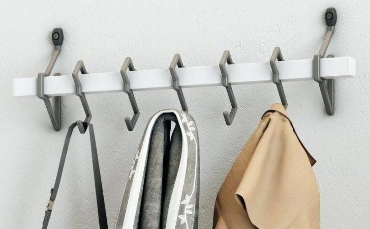 Coat Rack Hanger Fashion Hat Bag Hang Metal