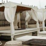 Cocoon Restaurant Bar Beach Club Daybed