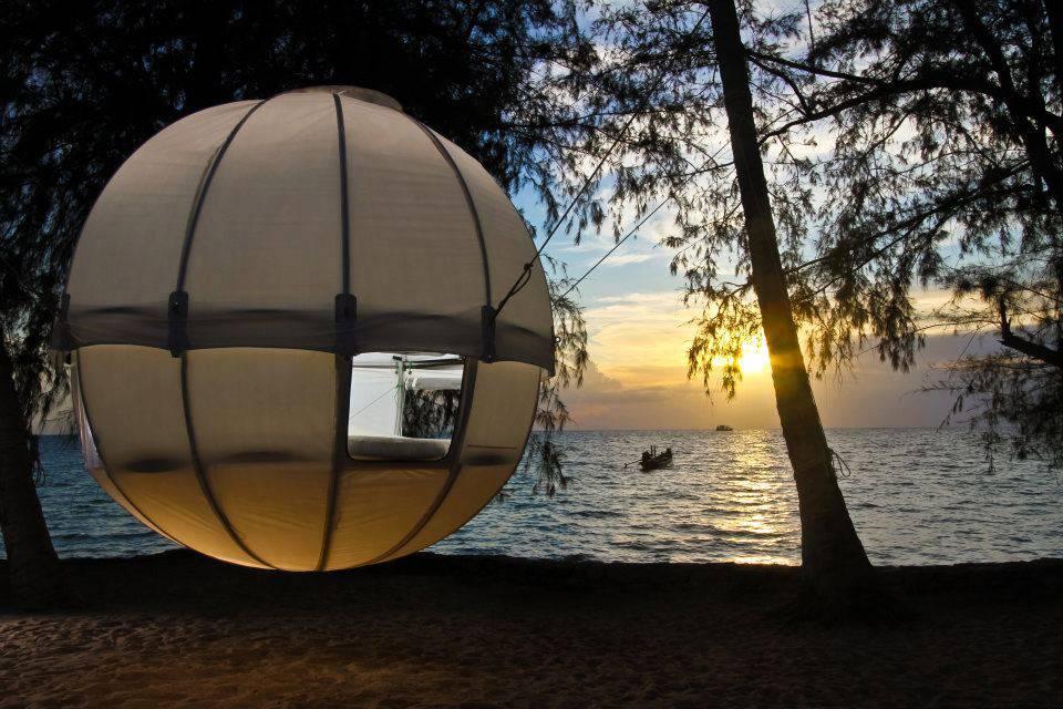 Cocoon Tree Luxury Tent Comes Three Versions Basic Beach