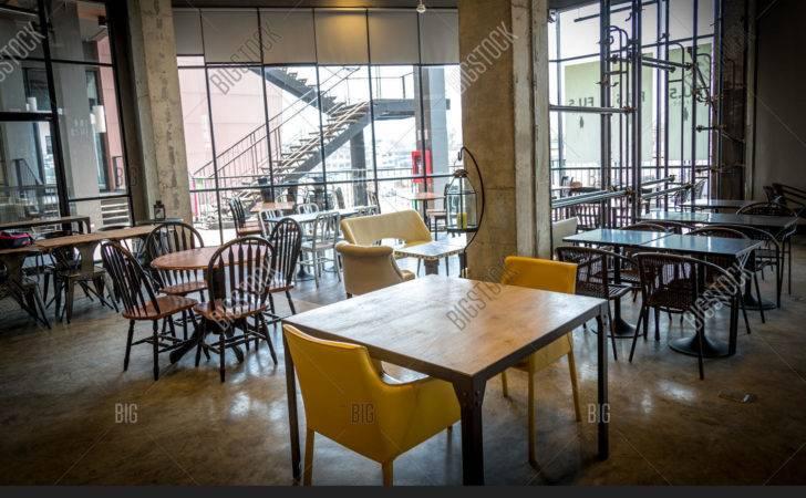 Coffee Shop Cafe Restaurant Interior Design Retro