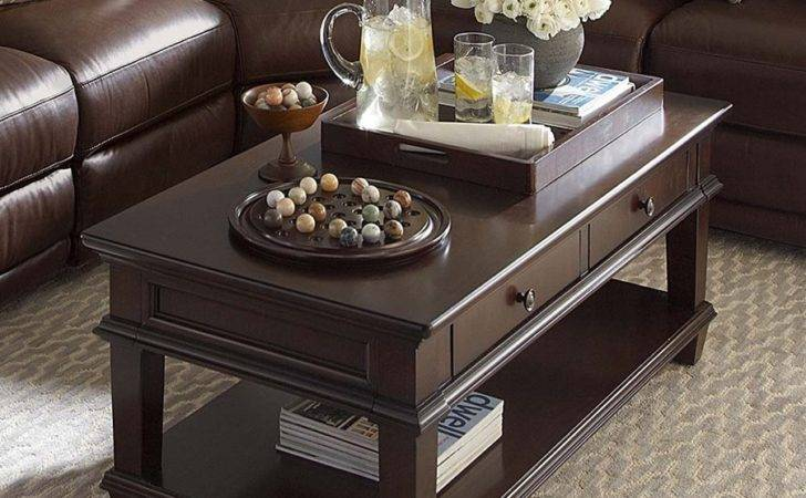 Coffee Table Centerpiece Ideas