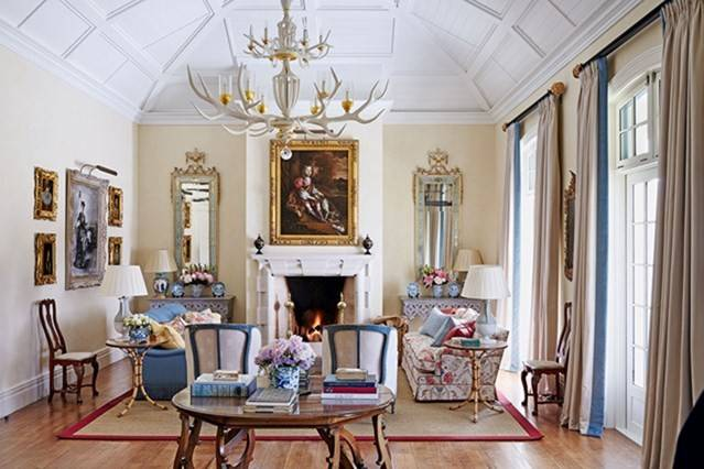 Colin Orchard London Interior Design Ideas Houseandgarden