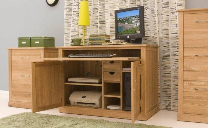 Collection Hideaway Computer Desk