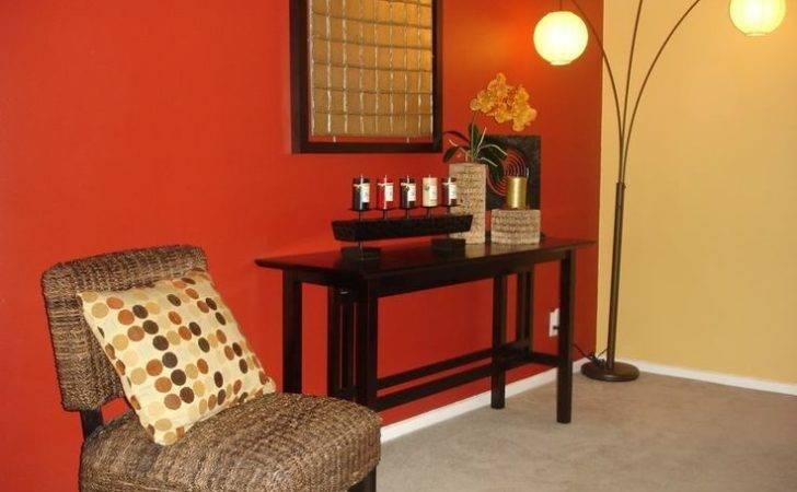 Color Palette Ideas Pinterest Accent Walls Red