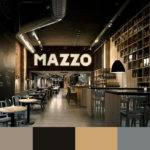 Color Scheme Restaurant Interior Design Schemes