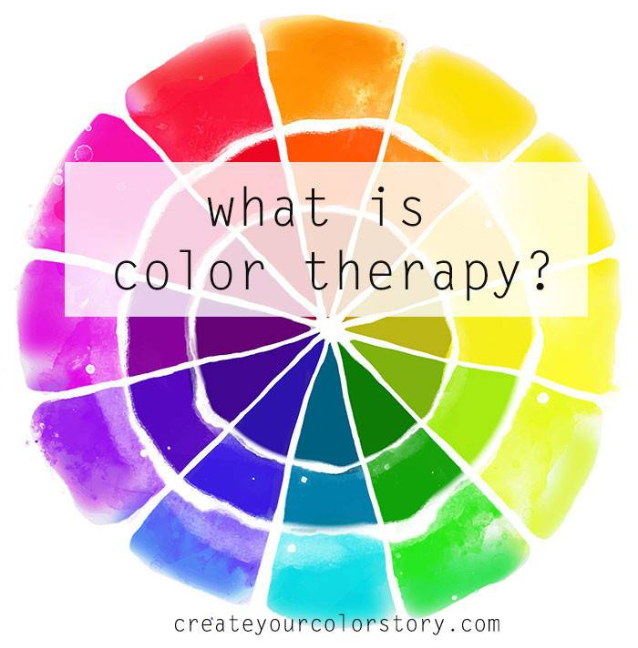 Color Therapy Create Your Story