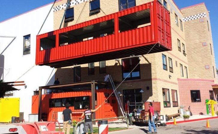 Colorado Usa Shipping Container Home