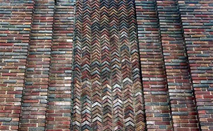 Colorful Bricks Unique Pattern