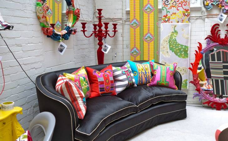 Colorful Cushions Unique Couches Your Beautiful Living Room