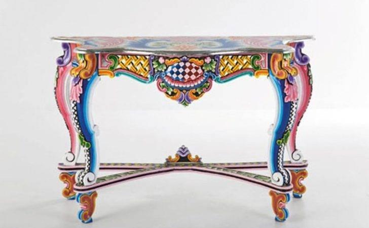 Colorful Ibiza Furniture Collection Bright Accents Kare Design