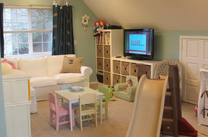 Colorful Kids Playroom Design Decor Ideas Style Motivation