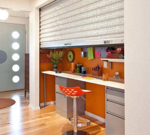 Colorful Mid Century Modern Residence More Info