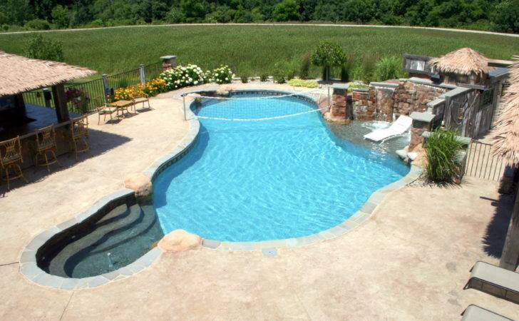 Coloring Texturing Concrete Your Pool Patio Projects There