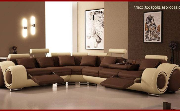 Colors Brown Walls Home Combo