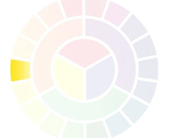 Colors Color Wheel Theory Tells Cool
