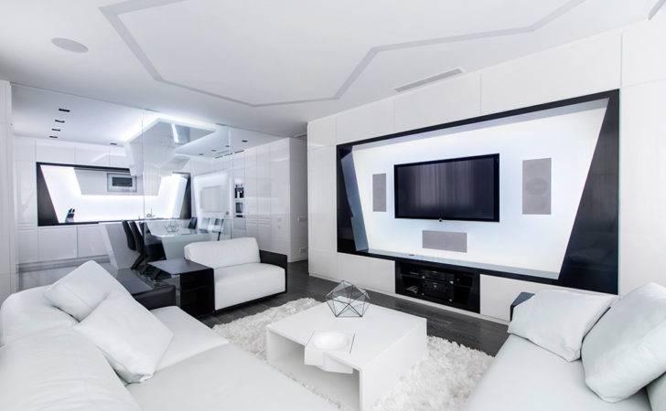 Colors Interior Design Rooms Monochromatic Color Scheme