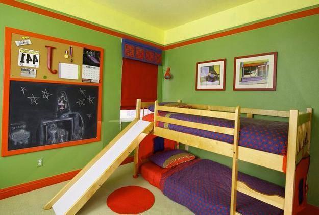 Colors Kids Bedrooms Room Paint Bedroom