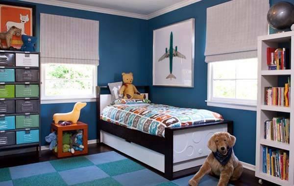 Colors Kids Bedrooms Room Paint