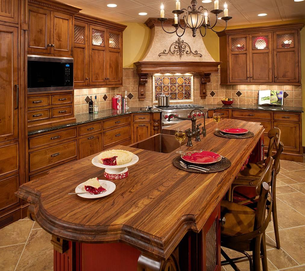 Best Italian Kitchen Design: Colors Rustic Italian Kitchen Best Home Design Ideas