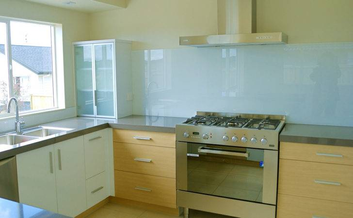 Coloured Glass Splashbacks Kitchen Bathroom