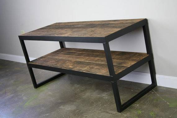 Combine Industrial Furniture Modern Stand