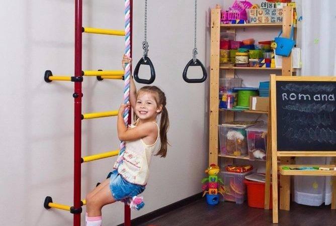 Comet Next Kids Home Gym Swedish Wall Ebay