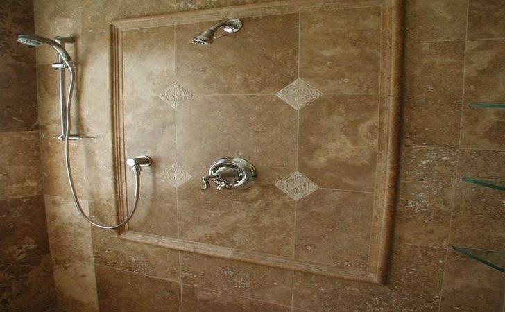 Comfort Bathroom Shower Tile Designs Stroovi