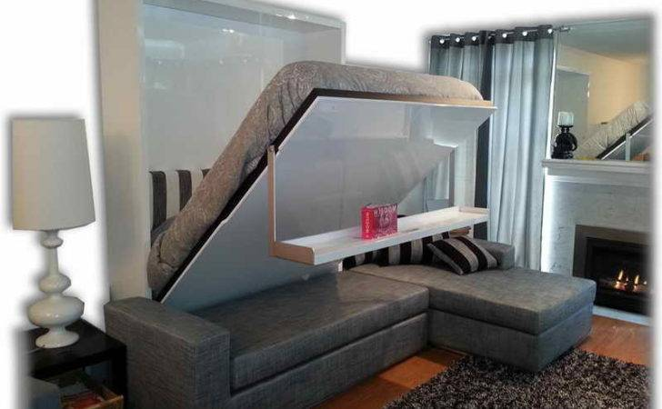Comfortable Murphy Couch Bed Design Home Interior