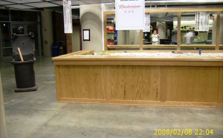 Commercial Bar Construction